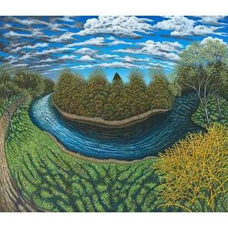 Griswold Pond, Limited Edition Pigment Print, Scott Kahn For Sale