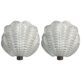 Mazzega Petite Shell Sconce (27 Available) Preview