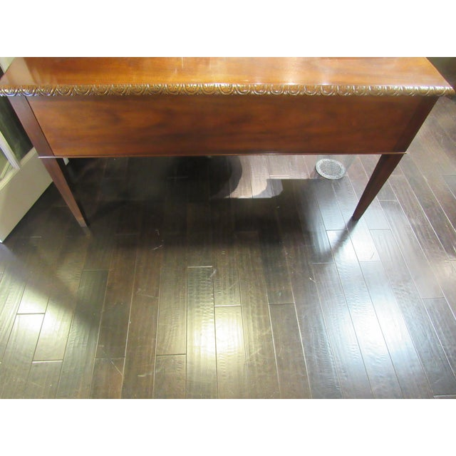 Baker, Historic Charleston Collection Writing Desk For Sale - Image 9 of 9
