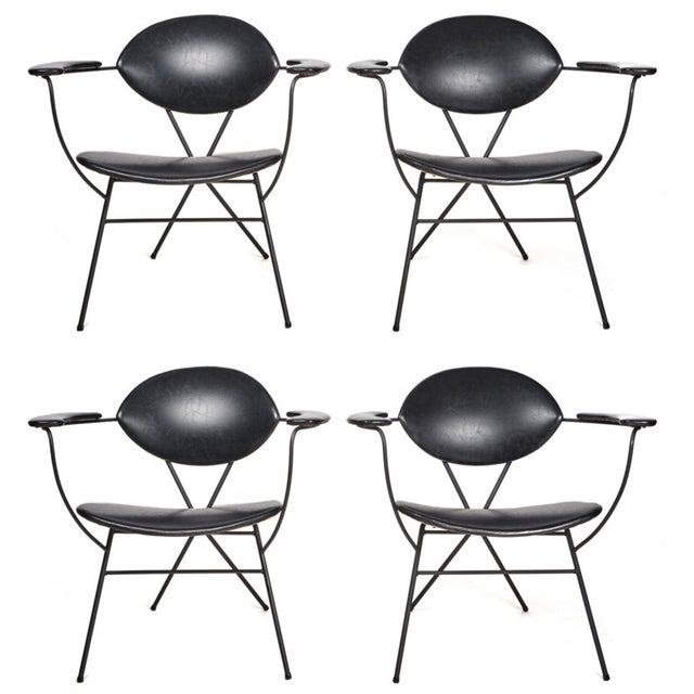 Joseph Cicchelli Chairs - Set of 4 For Sale