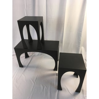 1970s Vintage Side Tables - Set of 3 Preview