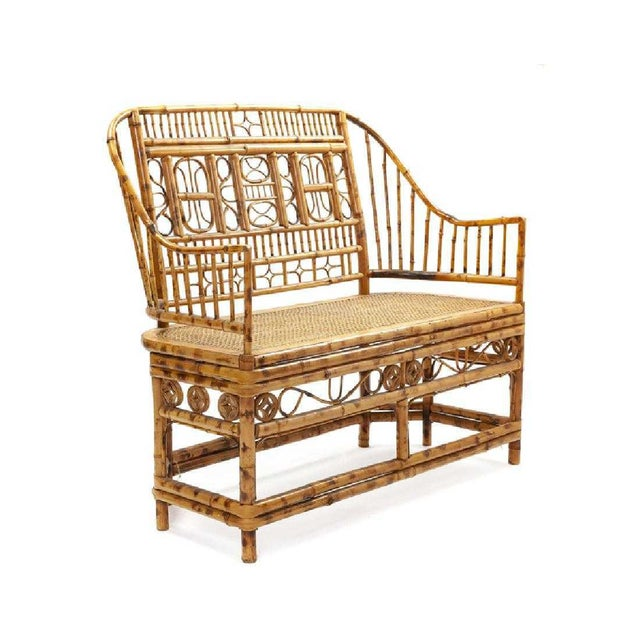 """Late 19th/early 20th century loveseat. Loveseat: 40.75"""" H x 43.75"""" W x 22.5"""" D"""