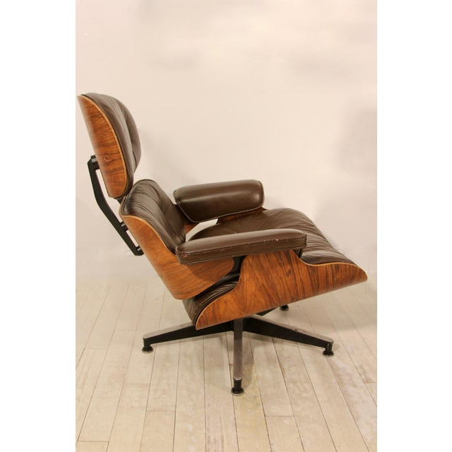 Eames 670 Lounge Chairs for Herman Miller - A Pair - Image 5 of 9