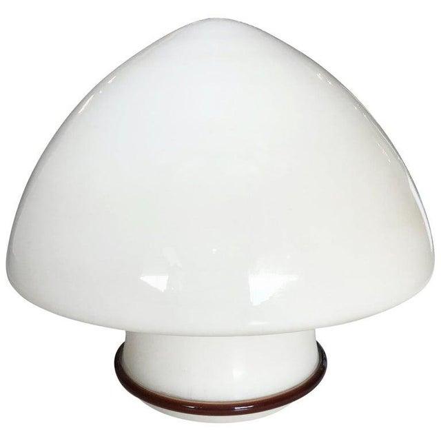 1960s Vintage De Majo Murano Table Lamp For Sale In Palm Springs - Image 6 of 6