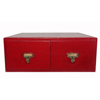 Vintage File Drawers