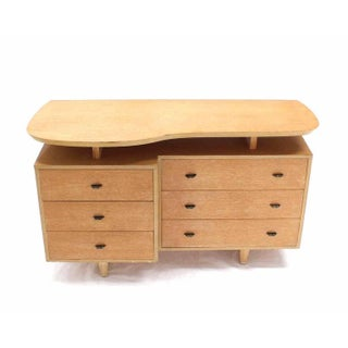 Mid-Century Modern Floating Top Dresser Preview