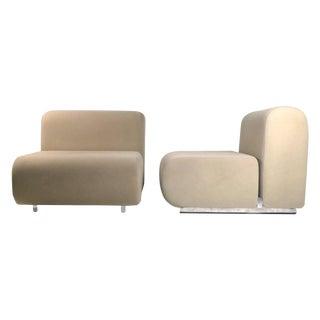 Suzanne Lounge Chairs by Kuzuhide Takahama For Sale