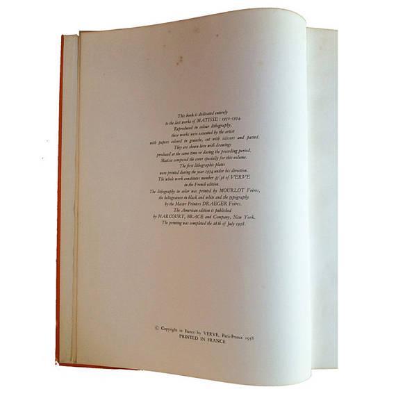 "Paper Henri Matisse ""La Piscine"" For Sale - Image 7 of 7"