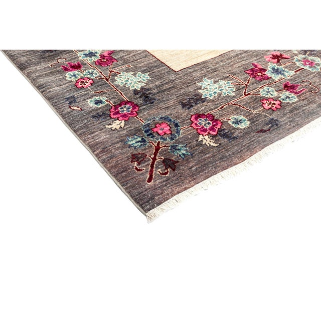 For thousands of years, the tradition of hand-knotting rugs has passed from generation to generation. Because each knot is...