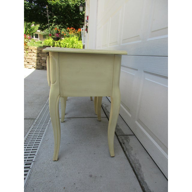 French Country 20th Century French Country Nightstands - a Pair For Sale - Image 3 of 10