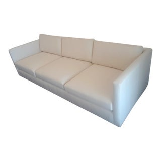 Mid Century Modern Milo Baughman for Directional Sofa For Sale