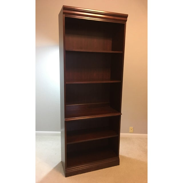 Mediterranean 1990s Bookcase by Hooker Furniture For Sale - Image 3 of 7