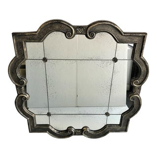 "Uttermost Distressed ""Prisca"" Mirror For Sale"