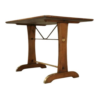 French Bistro Table For Sale