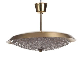 Chandelier by Carl Fagerlund for Orrefors/ 4 Available Preview