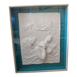 "Purcell Relief ""Dream Flight"" 148/850 Signed"