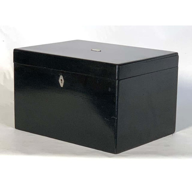 Chinese Chinese Export Cigar Humidor For Sale - Image 3 of 13