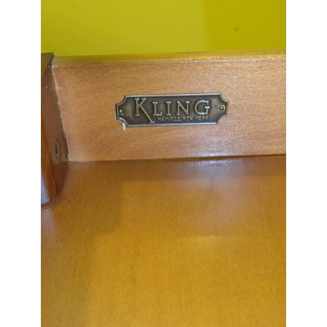 Brown Kling Mid-Century Bedroom Dresser Chest For Sale - Image 8 of 10