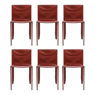 """""""Piuma"""" by Studio Kronos for Cattelan Italia Dining Chairs - Set of 6 For Sale"""