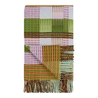 Tasara Heather Woven Throw For Sale