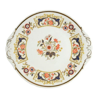Paragon Chelsea Handled Cake Plate For Sale