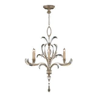 Fine Art Lamps Beveled Arc Chandelier