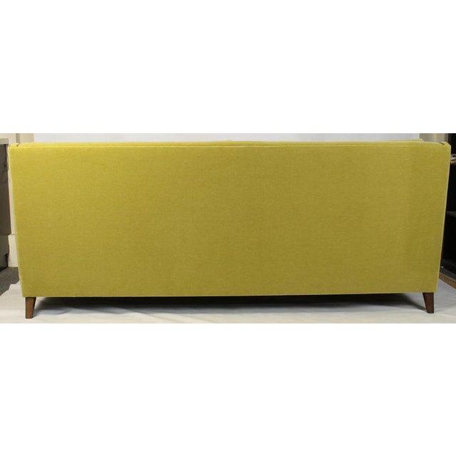 Custom Made Deep Seated Sofa For Sale - Image 4 of 11