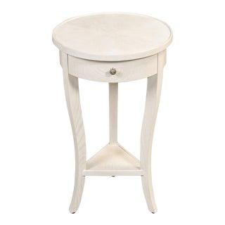 Herrington Table, Working White Finish For Sale