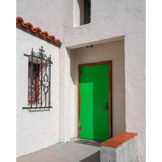 """""""The Green Door"""" Contemporary Limited Edition of 30 Photograph For Sale"""