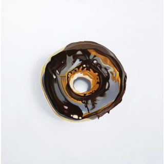 """Donut"" Original Photorealism Artwork For Sale"