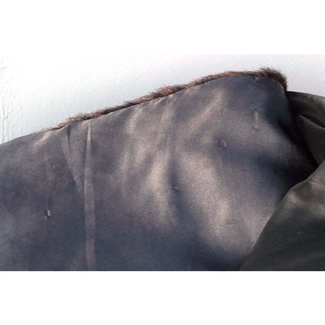Faux-Mink Fur King Coverlet - Image 3 of 3