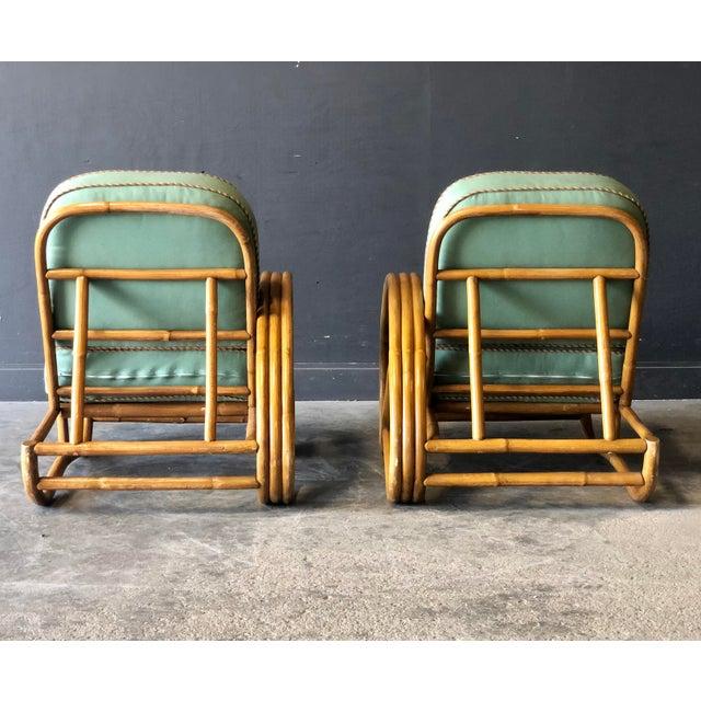 Paul Frankl Pretzel Settee Set For Sale - Image 10 of 13