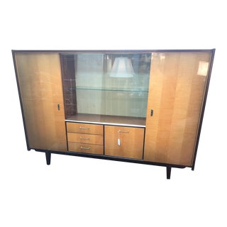 1950s Mid-Century Modern Skunk Trunk For Sale