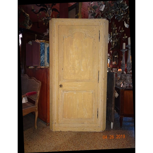 19th Century French Corner Cabinet For Sale - Image 12 of 12