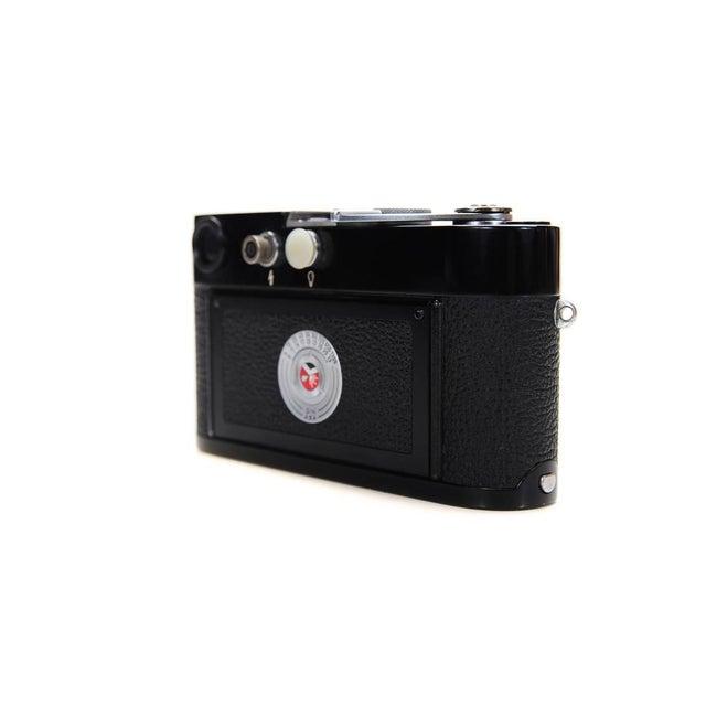 Leica M3 Black 1959 Pro Rangefinder Camera - Image 6 of 9