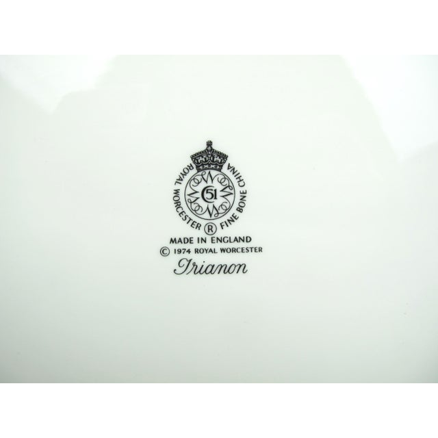 Large Royal Worcester Trianon Serving Platter For Sale In Portland, OR - Image 6 of 7