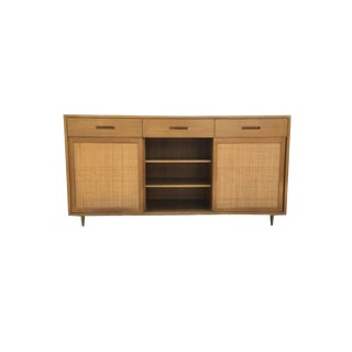 1950s Mid Century Modern Edward Wormley for Dunbar Credenza For Sale