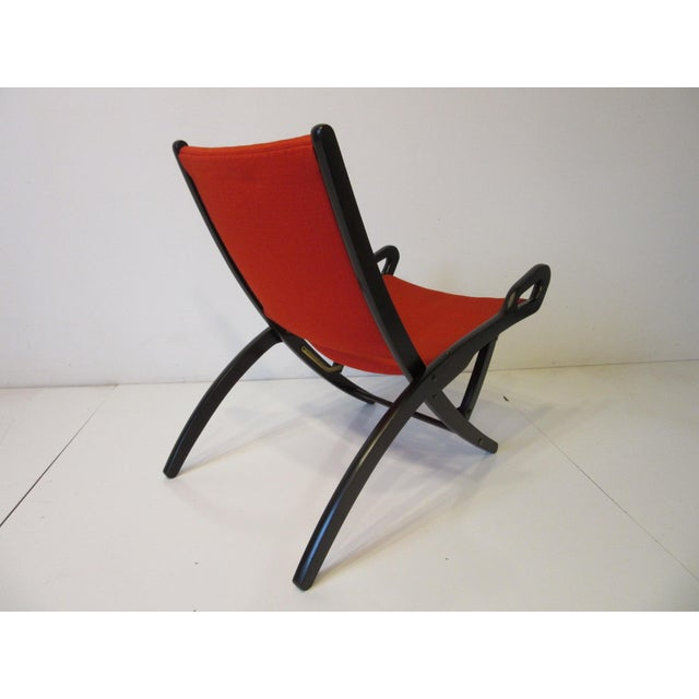 1950s Gio Ponti Lounge Chairs for Fratelli Reguitti Italy For Sale - Image 5 of 13
