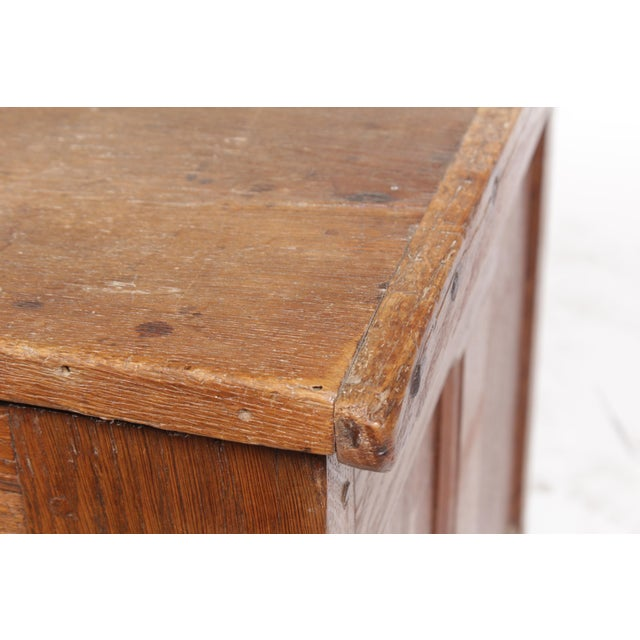 19th-C. Dowry Chest - Image 11 of 11