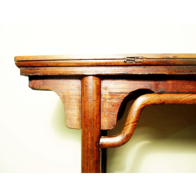 Antique Chinese Console Table - Image 3 of 10