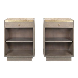 Harvey Probber Nightstands - Side Tables For Sale