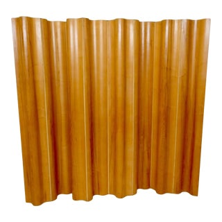 Best Calico Ash Eames FSW-8 Folding Screen For Sale