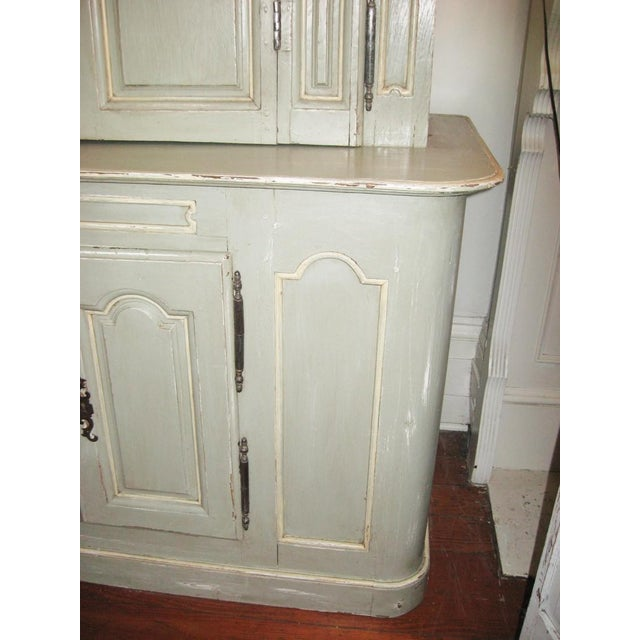 French Provincial 19th Century French Buffet a Deux Corps For Sale - Image 3 of 12