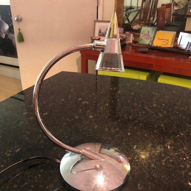 Swarovski Swarovski Desk Lamp For Sale - Image 4 of 8