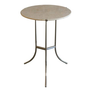 Mid-20th Century Contemporary Cedric Hartman Marble Occasional Table