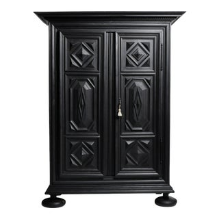 Louis XIII Style Armoire For Sale