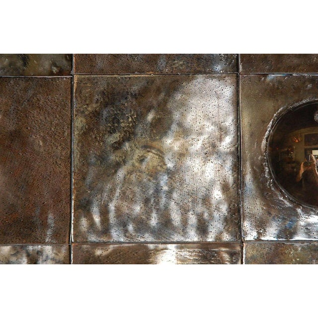 Paul Marra Contemporary Convex Mirror For Sale In Los Angeles - Image 6 of 8