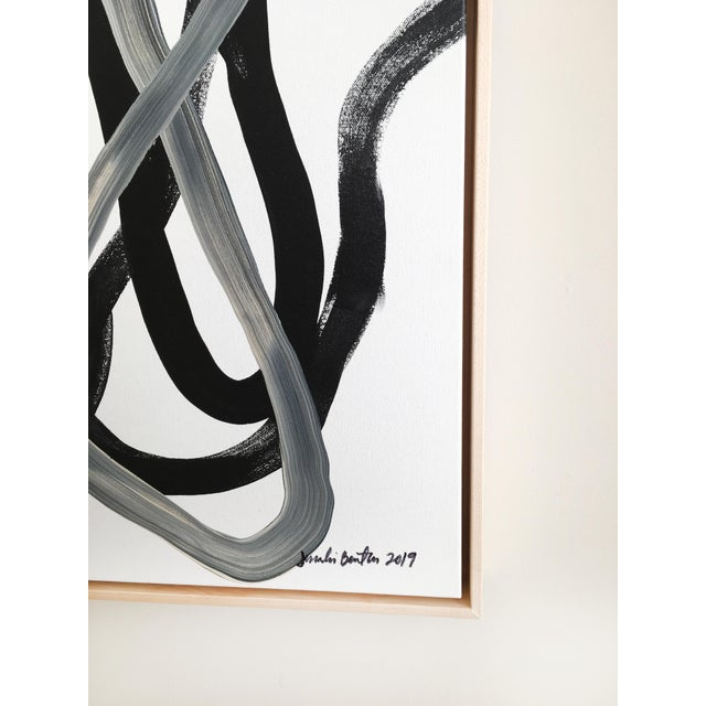 Black Knot Original Painting For Sale - Image 4 of 5