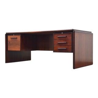 Danish MCM Desk by Dyrlund For Sale
