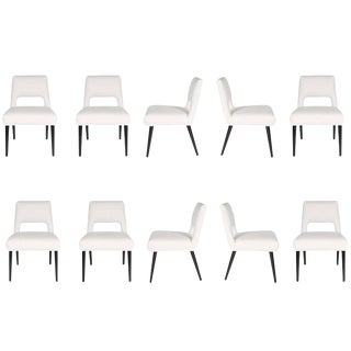Set of 10 Hofford Dining Chairs For Sale